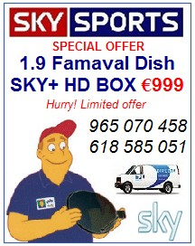 MR SKY TV - SATELLITE TV SPAIN - SKY TV SPAIN - FREESAT TV SPAIN